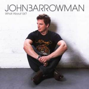 What About Us single cover - John Barrowman