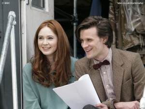 11thDoctor+Amy